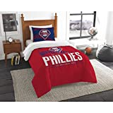 The Northwest Co mpany MLB Philadelphia Phillies Grandslam Twin 2-piece Comforter Set