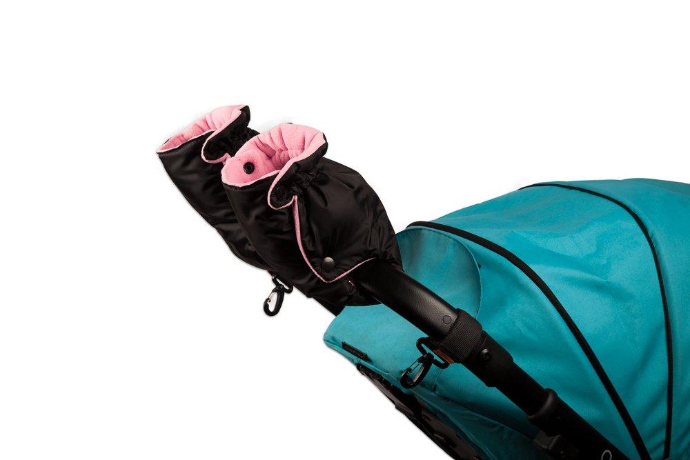 Para bebés de paseo con funda de // a carrito de paseo guantes de la mano rejilla para carrito de bebé calentador de pene para hombres/guantes para deportes ...