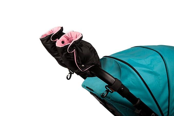 Para bebés de paseo con funda de // a carrito de paseo guantes de la mano rejilla para carrito de bebé calentador de pene para hombres/guantes para ...