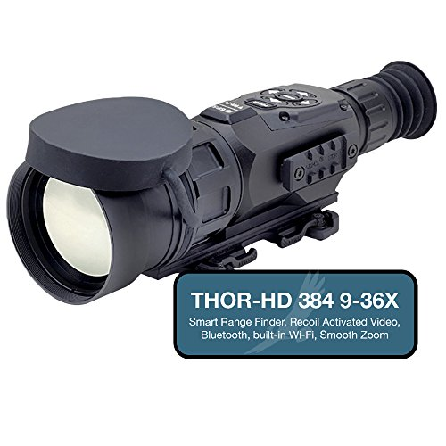 ATN THOR-HD 384 Thermal Imaging Rifle Scope, up to 36x Magni