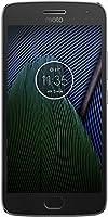 """Motorola XT1681 Moto G5 Plus Smartphone Libre, Android 7.0 Nougat, Pantalla 5.2"""", Cámara 12 Mp, 32 GB, Octa-Core, Dual SIM, color Gris"""
