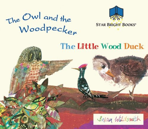 The Little Wood Duck (Book & CD) by Star Bright Books
