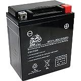 BM バイク用 バッテリー 液入り 充電済み BTX7L-BS ( YTX7L-BS / GTX7L-BS / FTX7L-BS / KTX7L-BS / CTX7L-BS / DTX7L-BS 互換 )