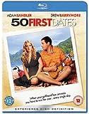 50 First Dates  [Blu-ray] [2007] [Region Free]