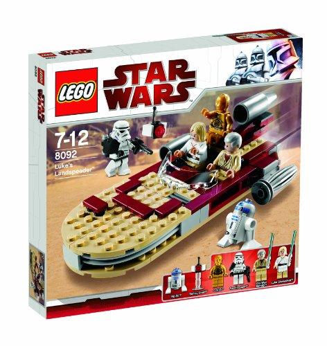 LEGO Star Wars Lukes Landspeeder (Lego Luke Skywalker)