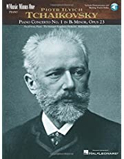 Tchaikovsky - Concerto No. 1 in B-flat Minor, Op. 23: Music Minus One Piano