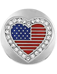 HEART USA SN04-50 (Standard Size) Interchangeable Jewelry Accessories