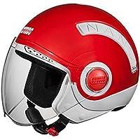 Studds Nano Helmet Red/White (560MM)