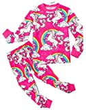 AmzBarley Little Girls Christmas Pajamas Sets