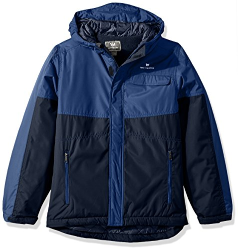 - White Sierra Boys Casper Insulated Jacket, Navy II, Medium