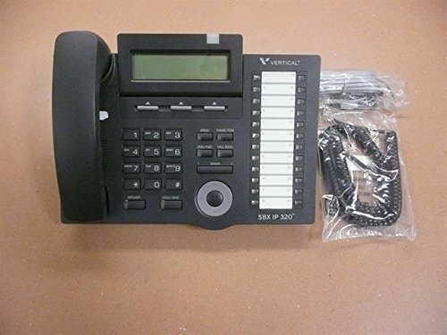 Vertical Communications SBX-IP Edge 4000 4024-00 24 Button Digital Telephone with Speakerphone and Display