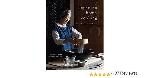 Japanese Home Cooking: Amazon.es: Sakai, Sonoko, Sakai, Sonoko: Libros en idiomas extranjeros
