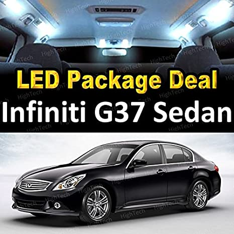 Amazon Led Interior Package Deal For 2011 Infiniti G37 Sedan 9
