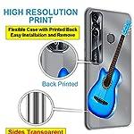 Nainz Soft Silicon Printed Designer Back Cover for Tecno Spark 7 Pro -V029