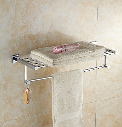 Luxury Bathroom Towel Rack