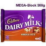 Cadbury Whole Nut 400g