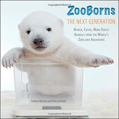 ZooBorns The Next Generation: Newer, Cuter, More Exotic Animals from the World