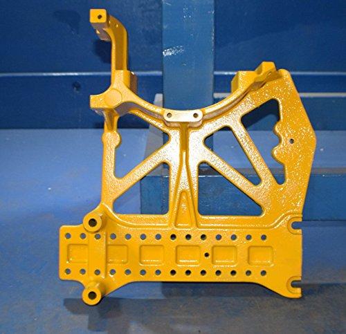 C13 CAT CATERPILLAR ENGINE CLUTCH FAN MOUNTING BRACKET 233-6150 NO CORE -> 8287 ()