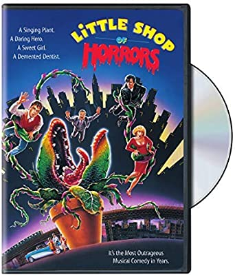 Little Shop Of Horrors By Rick Moranis Amazon Ca Rick Moranis Levi Stubbs Ellen Greene Vincent Gardenia Steve Martin Frank Oz Dvd