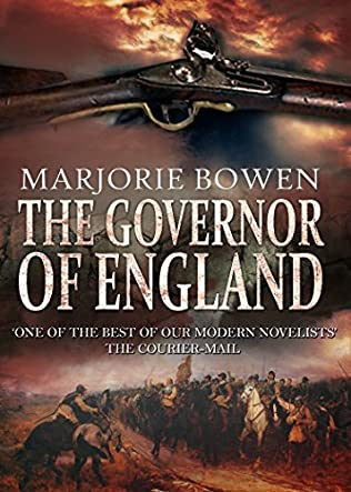 book cover of The Governor of England