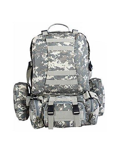 GXS Special Forces Camouflage Tactical Kombination Paket Bergsteigen Taschen Wasserdicht Rucksack Camping - color 4#