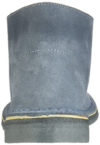 Suede Boot Grey B CLARKS 2 US 8 Women's Blue Desert XxqXgwH