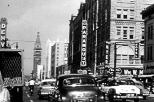 (Colorado Urbanization History Video: Birth of a City DVD (1950s))