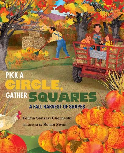 Rhymes Circle Time (Pick a Circle, Gather Squares: A Fall Harvest of Shapes)