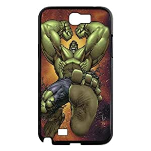 ZK-SXH - hulk Customized Hard Back Case for Samsung Galaxy Note 2 N7100,hulk Custom Cover Case
