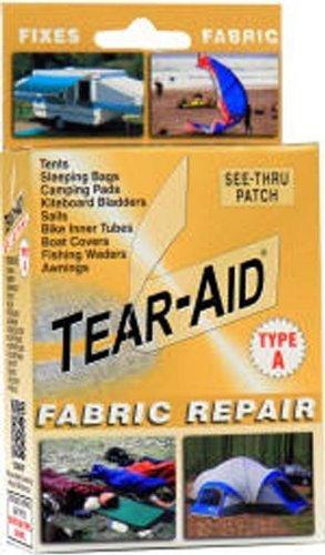 Tear - Aid Fabric Repair Patch Kit (2 Pack) Size: 2Pack, Model: , Toys & Play by Playkids