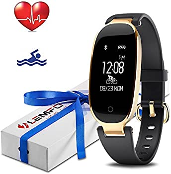 LEMFO Fitness Tracker Heart Rate Monitor