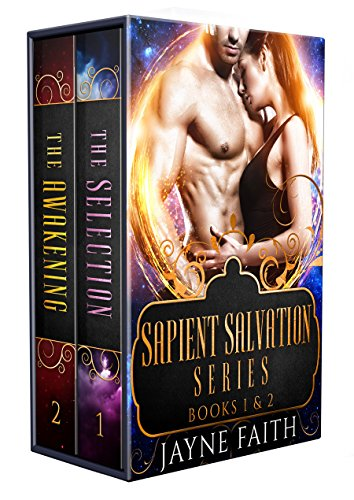 Sapient Salvation Series Books 1 and 2: A Sapient Salvation Series Box Set (Sapient Salvation Series Collections)