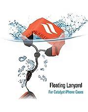 Catalyst Reflective Floating Lanyard - Orange
