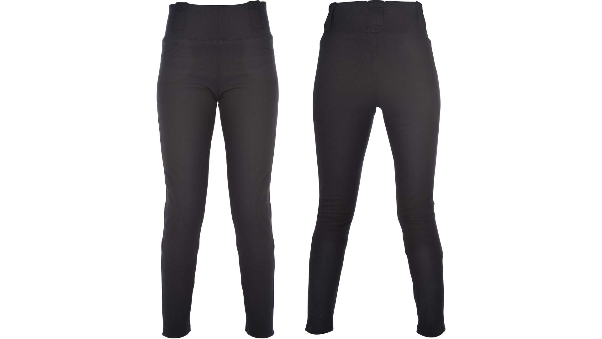 Oxford Super Leggings (12 Regular) (Black)