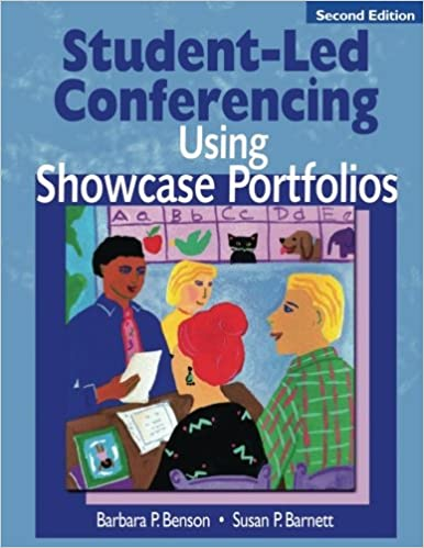 Book Student-Led Conferencing Using Showcase Portfolios: Volume 2