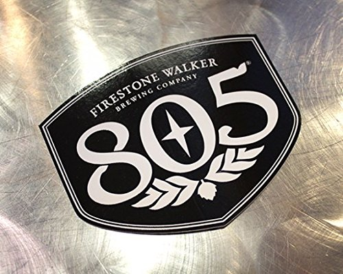 - Firestone Walker Brewing Company - 805 Shield Sticker