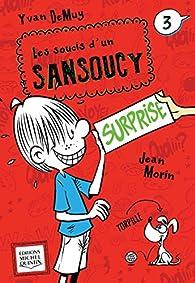Les soucis d'un Sansoucy, tome 3 :  Surprise par Yvan Demuy