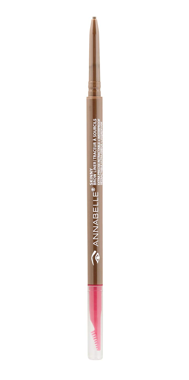 Annabelle Skinny Brow Liner, Universal Light, 0.09 g Groupe Marcelle Inc.