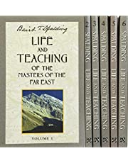 Life and Teaching of the Masters of the Far East: Box Set Volume 1 to 6