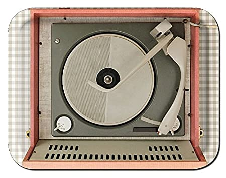 Ary Trays Bandeja Portable Tocadiscos Beige 43 x 33 cm: Amazon.es ...