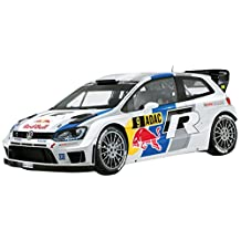 "Scalextric C3633 Volkswagen Polo ""Red Bull"" #9 Slot Car (1:32 Scale)"