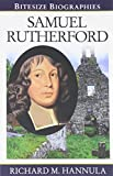 Image of Samuel Rutherford: Bitesize Biography (Bitesize Biographies)