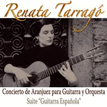 Concierto de Aranjuez Para Guitarra y Orquesta / Suite Guitarra ...