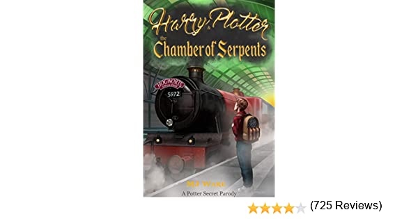 Harry Plotter and The Chamber of Serpents, A Potter Secret Parody (English Edition) eBook: Ware, MJ: Amazon.es: Tienda Kindle