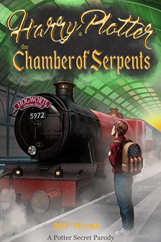 Harry Plotter and The Chamber of Serpents, A Potter Secret