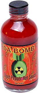 product image for Da Bomb Ghost Pepper Hot Sauce 4oz