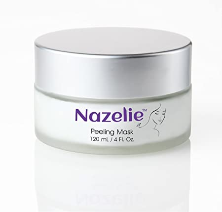 Instant 3-in-1 Clarifying Peeling Mask – Purifying and Detoxifying – Deep Pore Cleansing Facial Mask for Acne, Oily Skin and Blackheads – Removes Oil, Regulates Sebum, Unclogs Pores – 4 Ounce