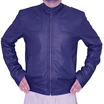 Tom Cruise Mission Impossible 6 Leather Jacket (X-Small)