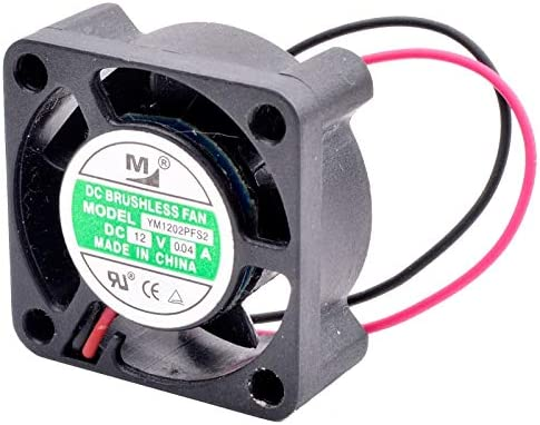 Brand new original YM1202PFS2 2.5cm 25mm 25x25x10mm DC12V 0.04A micro device quiet small cooling fan