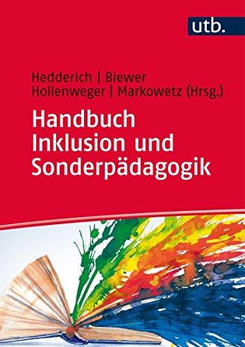 Handbuch Inklusion und Sonderpädagogik